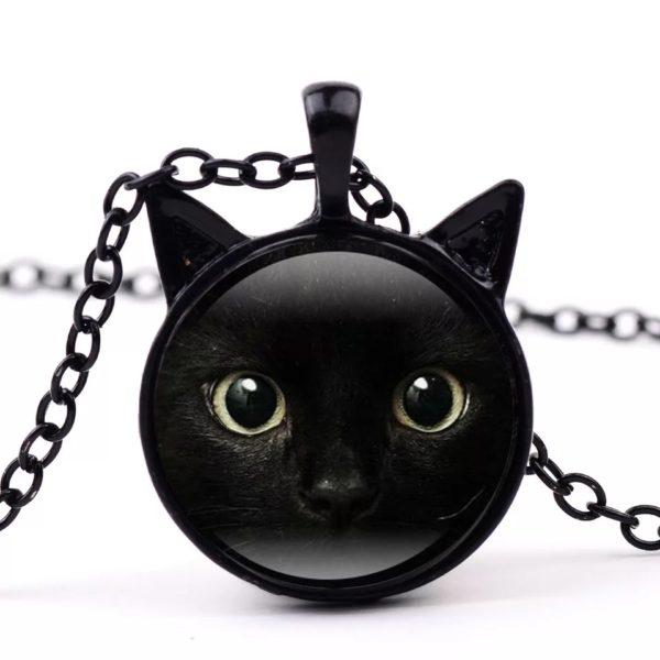 Cadena Gato Negro
